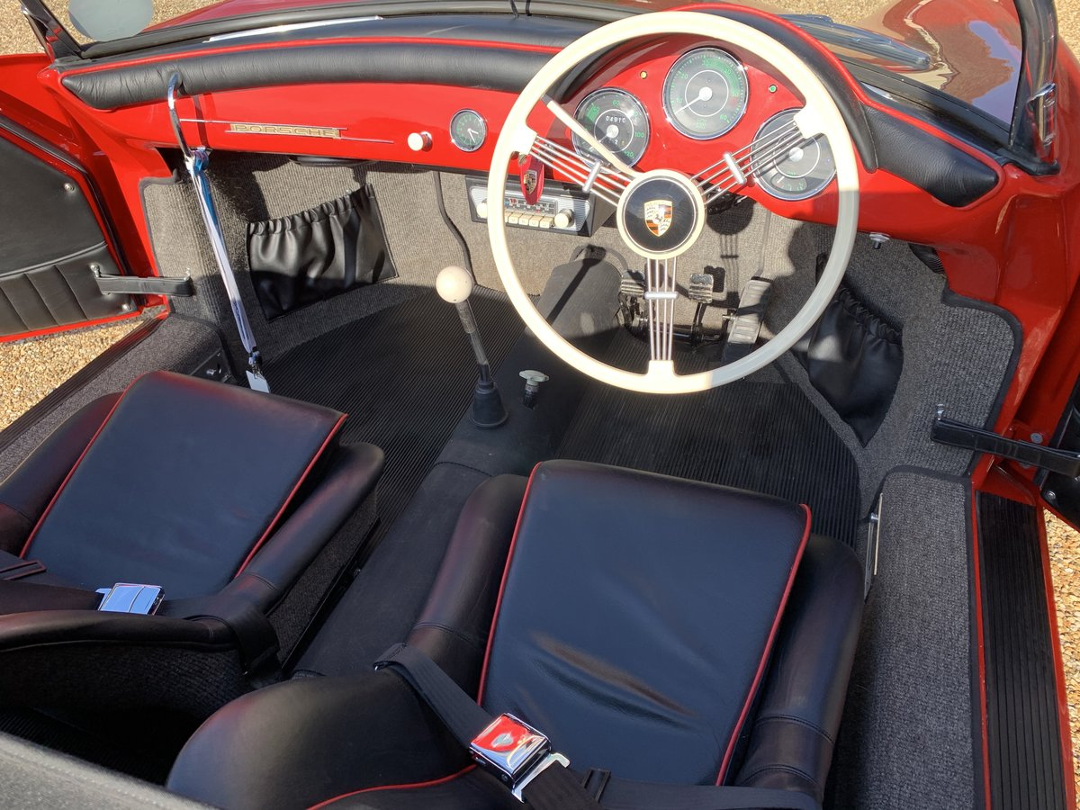 1969 Bespoke factory built Chesil Speedster  For Sale (picture 6 of 6)