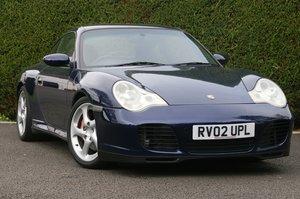 Porsche 911 3.6 996 Carrera 4S Coupe Auto