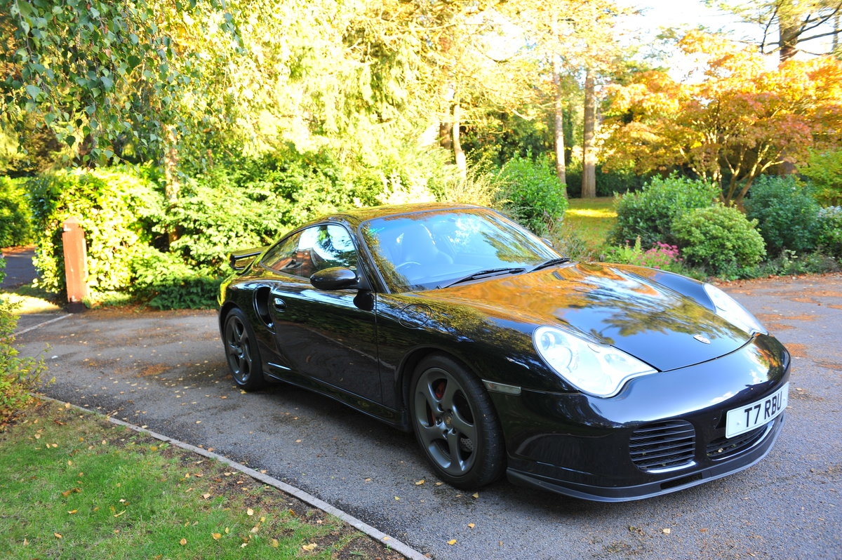 2002 Porsche 911 (996) Turbo X50 Manual with Aero Kit For Sale (picture 1 of 6)