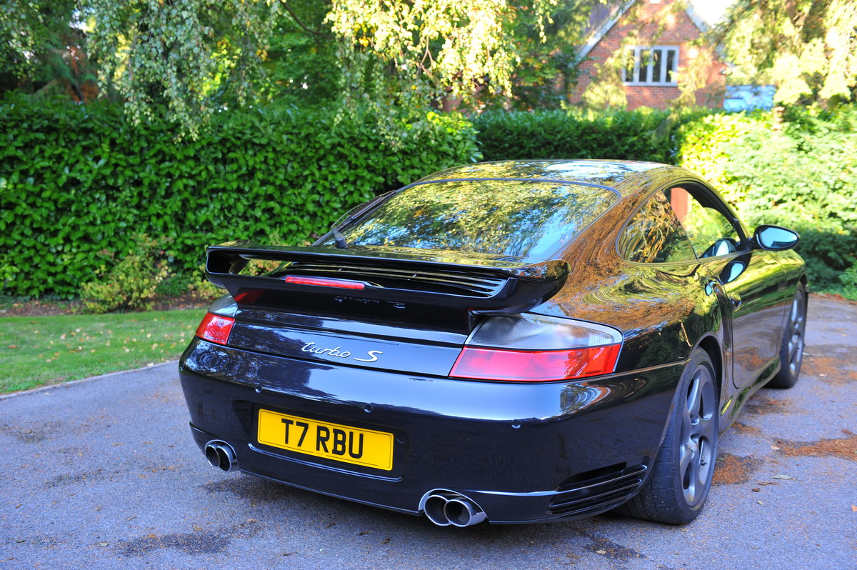 2002 Porsche 911 (996) Turbo X50 Manual with Aero Kit For Sale (picture 2 of 6)