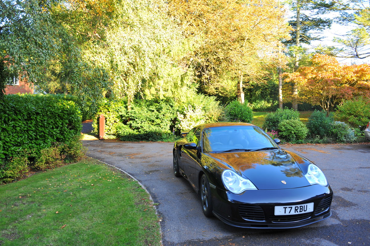 2002 Porsche 911 (996) Turbo X50 Manual with Aero Kit For Sale (picture 6 of 6)