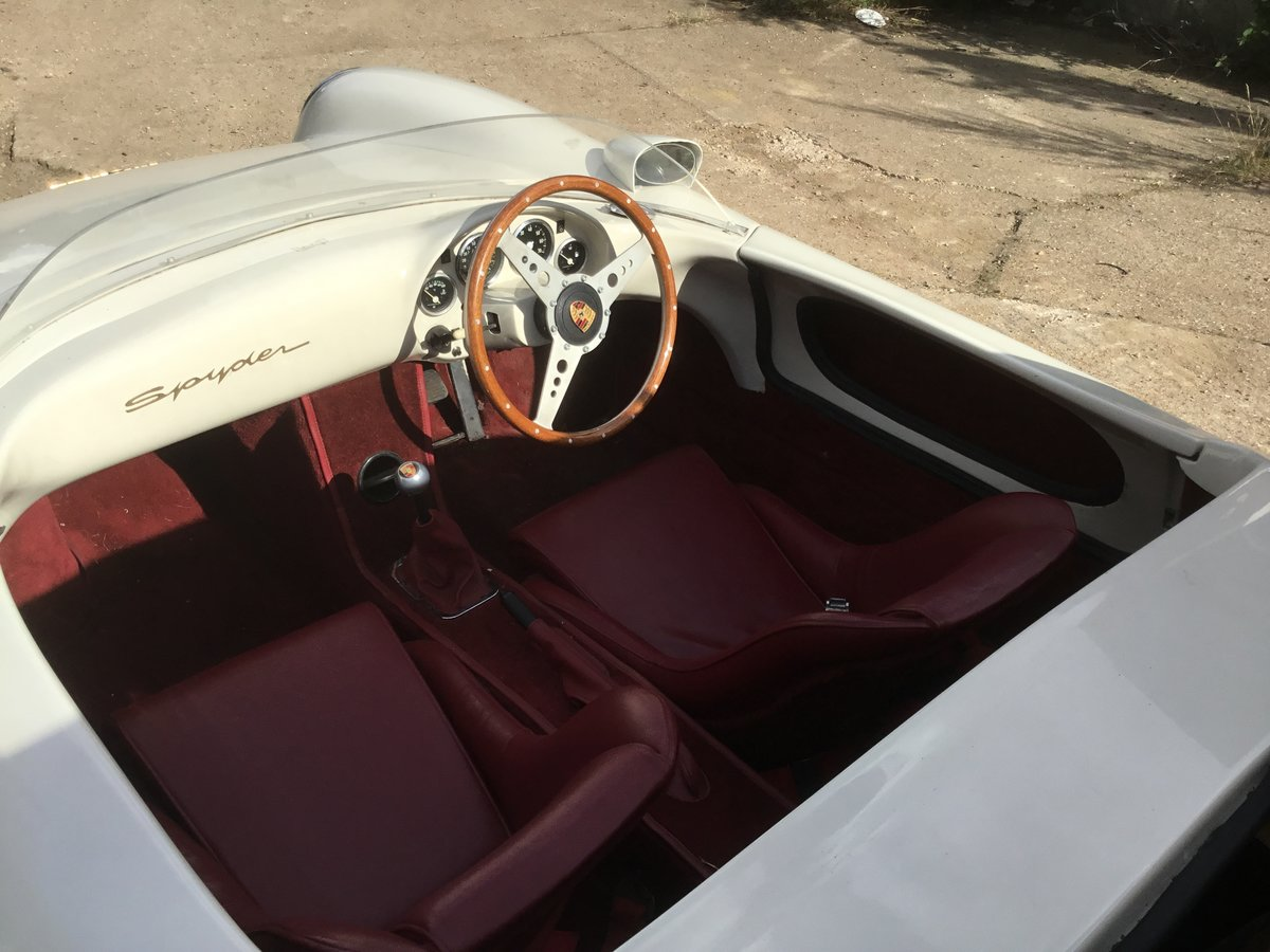 1956 Porsche 550 spider  For Sale (picture 4 of 6)
