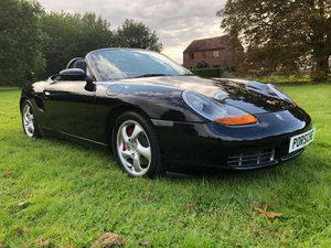 2000 Porsche Boxster 3.2 S only 50k miles, Full S/History  For Sale