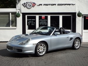 Picture of 2002 Boxster 2.7 Manual Polar Silver Huge Spec only 69000 Miles! SOLD