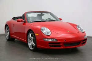 Picture of 2007 Porsche Carrera Cabriolet 6-Speed For Sale