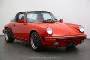 Picture of 1987 Porsche Carrera Targa For Sale