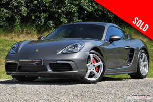 Picture of 2016 (2017 MY) Porsche 718 Cayman S manual SOLD