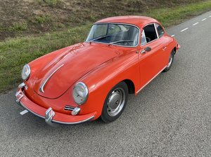 Picture of 1964 Porsche 356, Porsche 356 Coupe  For Sale