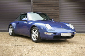 Picture of 1997 Porsche 993 Carrera 4 3.6 Convertible 6 Speed Manual For Sale