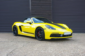 Picture of 2018 Porsche 718 Boxster GTS 2.5 PDK Auto (16,700 miles) SOLD