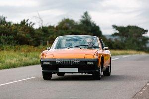Porsche 914 - Just 7500 miles in past 29 years!