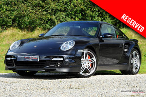 Picture of 2008 RESERVED - Porsche 997 (911) Turbo manual coupe For Sale
