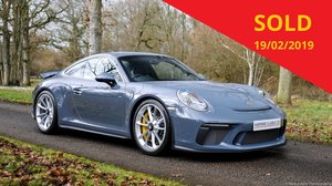 Picture of 2018 Porsche 911 GT3 Touring - Only 697 Miles SOLD