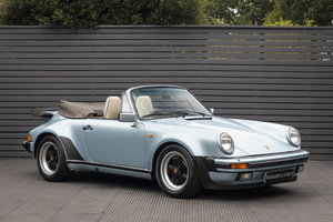 Picture of 1988 Porsche 911 (930) TURBO 3.3 CABRIOLET ONLY 27K For Sale