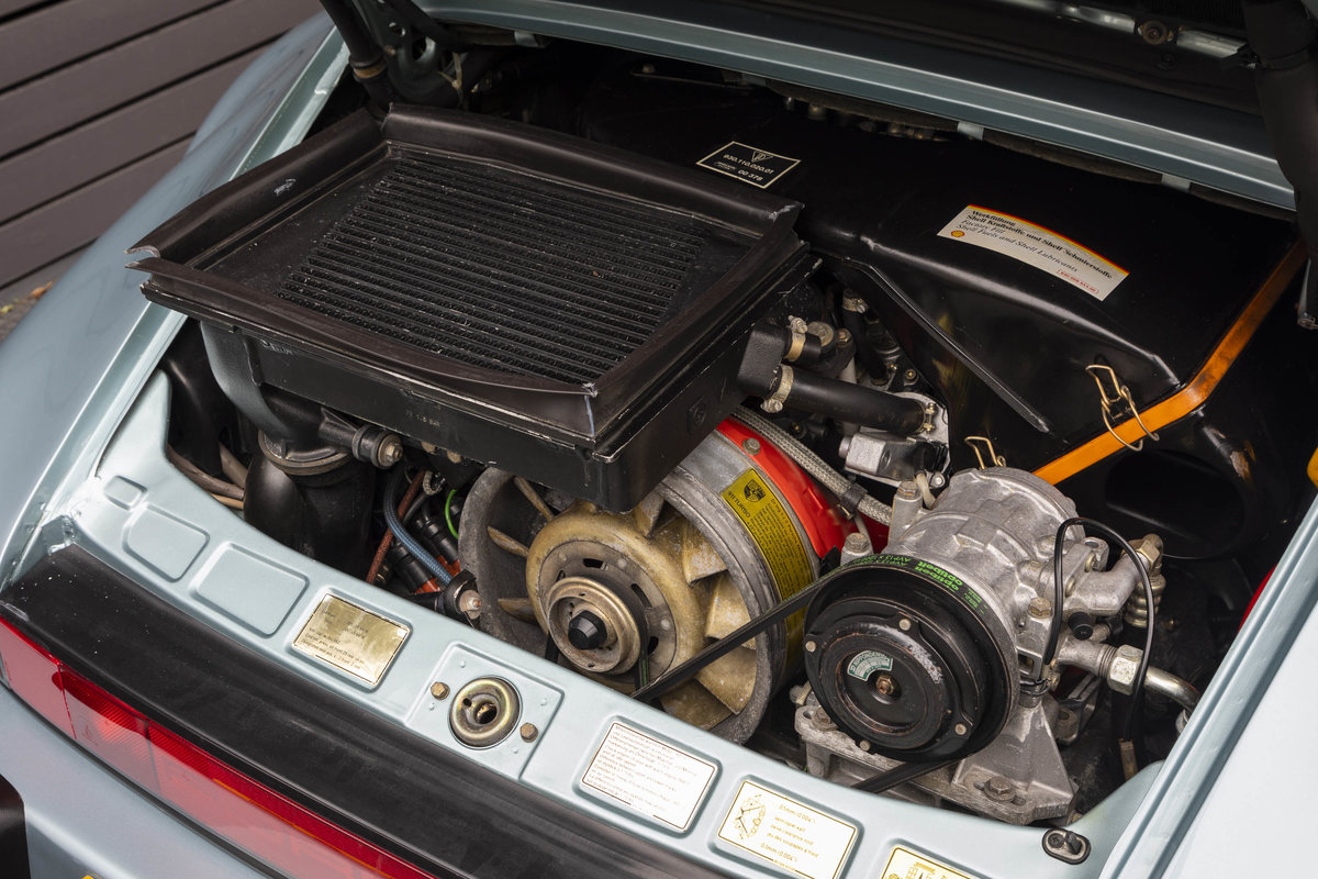 1988 Porsche 911 (930) TURBO 3.3 CABRIOLET ONLY 27K For Sale (picture 5 of 6)