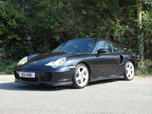 Picture of 2001 Porsche 911 Turbo For Sale by Auction
