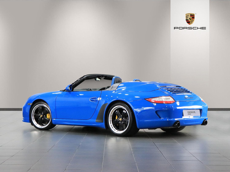 2011 Porsche 911 Speedster For Sale (picture 2 of 6)