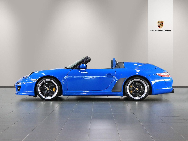 2011 Porsche 911 Speedster For Sale (picture 3 of 6)