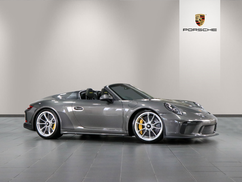 2019 Porsche 911 Speedster For Sale (picture 1 of 6)