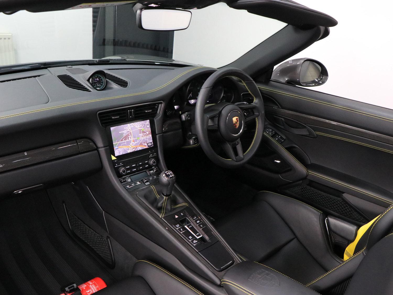 2019 Porsche 911 Speedster For Sale (picture 4 of 6)