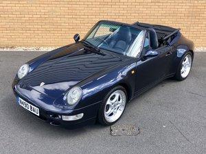 Picture of 1995 PORSCHE 911 993 CARRERA // Cabriolet // AUTO // 3.6L 268 BHP For Sale