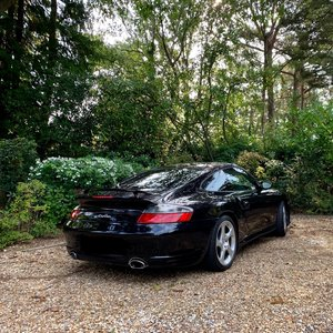 Porsche 996 Turbo - Manual, 54k miles, FSH