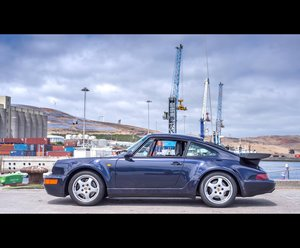 Porsche 964 Turbo 3.3 LHD