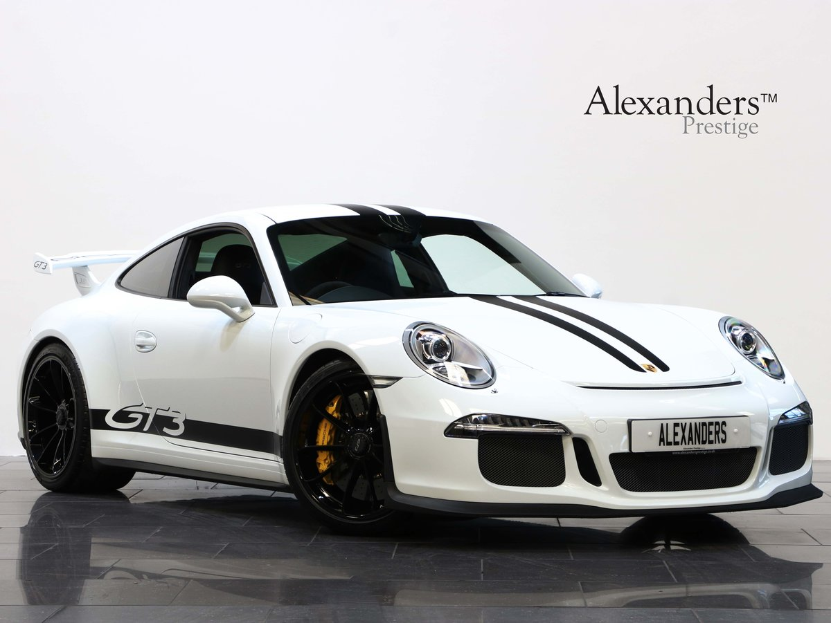 2014 14 64 PORSCHE 911 GT3 3.8 PDK [991] For Sale (picture 1 of 6)