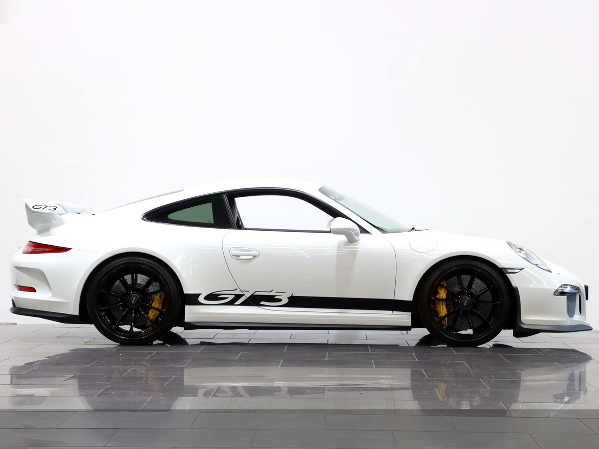 2014 14 64 PORSCHE 911 GT3 3.8 PDK [991] For Sale (picture 2 of 6)