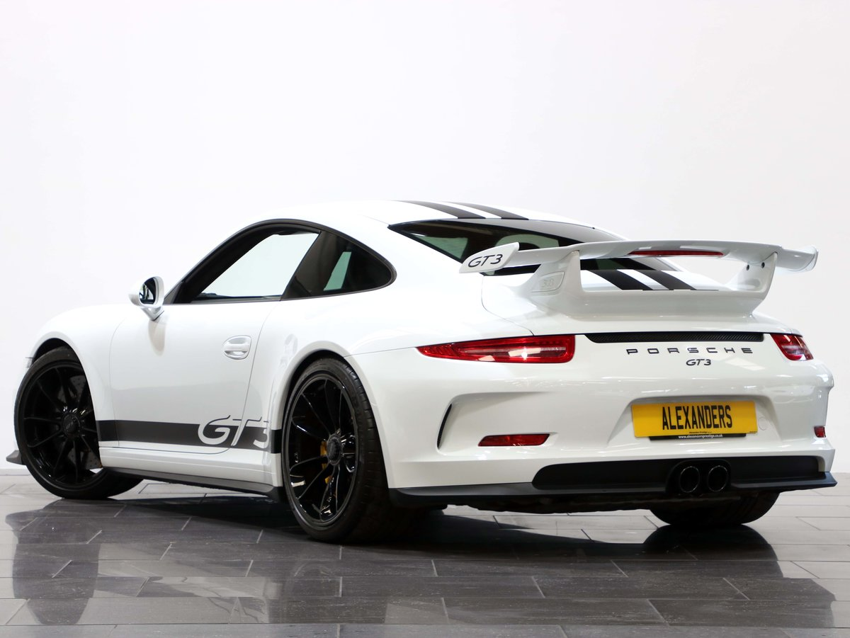 2014 14 64 PORSCHE 911 GT3 3.8 PDK [991] For Sale (picture 3 of 6)
