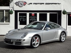 Picture of 2006 911 997 Carrera 4 S Manual Mega Spec only 38000 Miles! For Sale