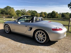 Picture of 2000 Porsche Boxter S 3.2 986 Tiptronic For Sale
