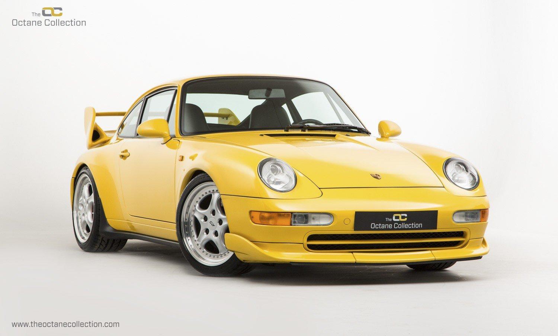 1995 PORSCHE 993 CARRERA RS // COLLECTOR GRADE // ORIGINAL PAINT  For Sale (picture 1 of 23)