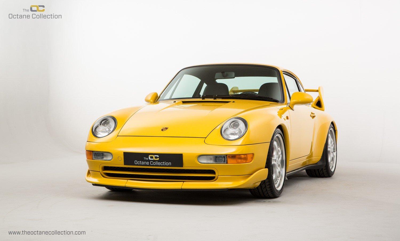 1995 PORSCHE 993 CARRERA RS // COLLECTOR GRADE // ORIGINAL PAINT  For Sale (picture 2 of 23)