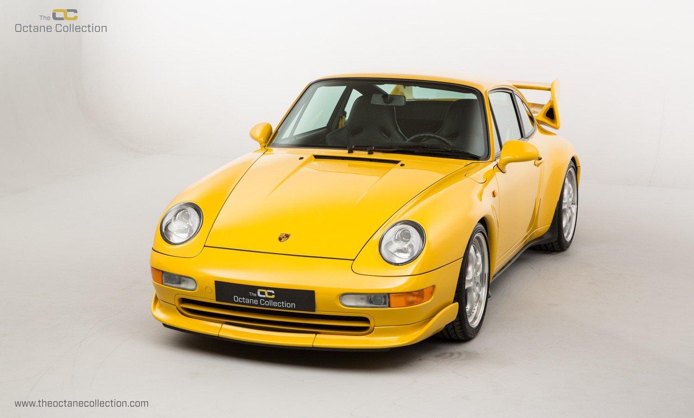 1995 PORSCHE 993 CARRERA RS // COLLECTOR GRADE // ORIGINAL PAINT  For Sale (picture 4 of 23)