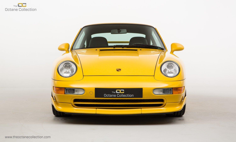 1995 PORSCHE 993 CARRERA RS // COLLECTOR GRADE // ORIGINAL PAINT  For Sale (picture 5 of 23)