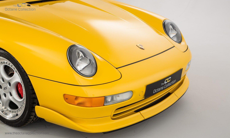 1995 PORSCHE 993 CARRERA RS // COLLECTOR GRADE // ORIGINAL PAINT  For Sale (picture 6 of 23)