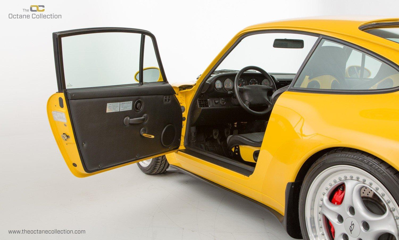1995 PORSCHE 993 CARRERA RS // COLLECTOR GRADE // ORIGINAL PAINT  For Sale (picture 12 of 23)