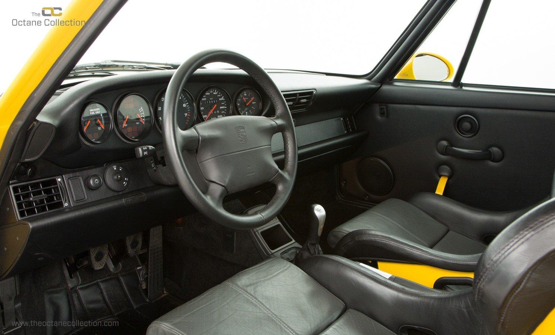 1995 PORSCHE 993 CARRERA RS // COLLECTOR GRADE // ORIGINAL PAINT  For Sale (picture 13 of 23)
