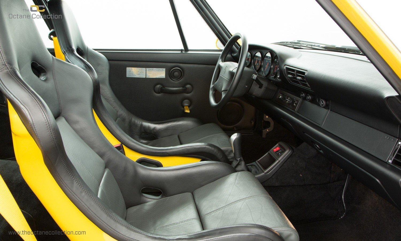1995 PORSCHE 993 CARRERA RS // COLLECTOR GRADE // ORIGINAL PAINT  For Sale (picture 14 of 23)