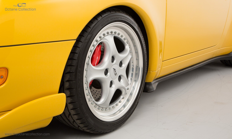 1995 PORSCHE 993 CARRERA RS // COLLECTOR GRADE // ORIGINAL PAINT  For Sale (picture 20 of 23)