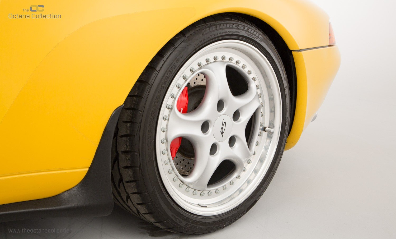 1995 PORSCHE 993 CARRERA RS // COLLECTOR GRADE // ORIGINAL PAINT  For Sale (picture 21 of 23)