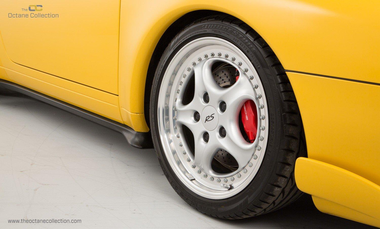 1995 PORSCHE 993 CARRERA RS // COLLECTOR GRADE // ORIGINAL PAINT  For Sale (picture 22 of 23)