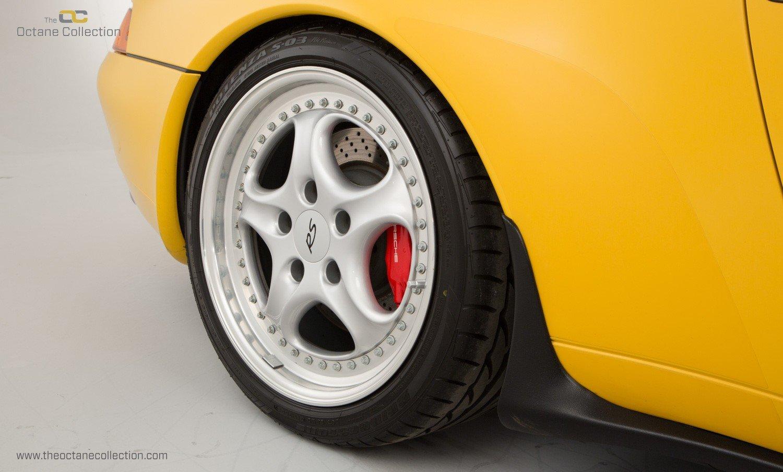 1995 PORSCHE 993 CARRERA RS // COLLECTOR GRADE // ORIGINAL PAINT  For Sale (picture 23 of 23)