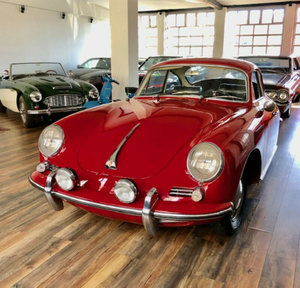 Picture of 1965 Porsche 365 Coupe 1 OWNER FROM NEW