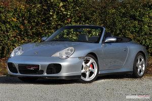 (2004 MY) Porsche 996 (911) Carrera 4 S Tiptronic S cabrio