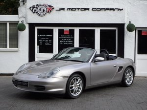 Picture of 2003 Boxster 2.7 Manual Meridian Silver 48000 Miles 2 owners! SOLD