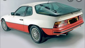 Picture of 1980 Porsche 924 Turbo limited edition