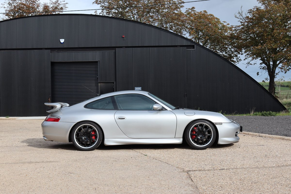 1999 Porsche 996 GT3 Club Sport LHD (996.1 GT3) For Sale (picture 2 of 6)