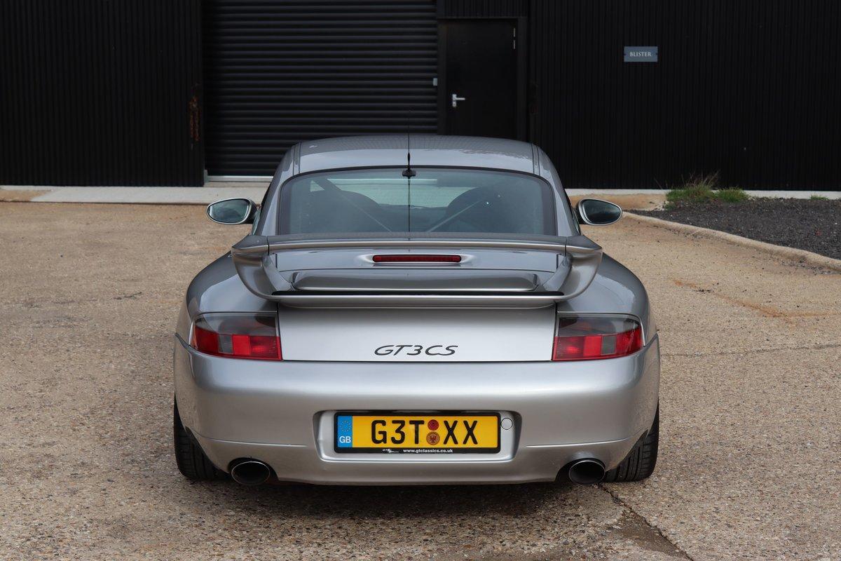 1999 Porsche 996 GT3 Club Sport LHD (996.1 GT3) For Sale (picture 4 of 6)